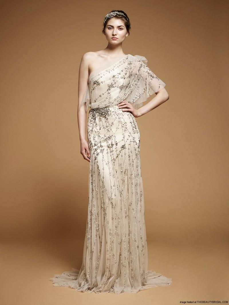 Jenny packham s a fashion prodigy the holliedays for Jenny packham wedding dress