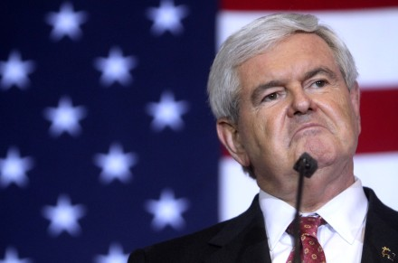 NEWT GINGRICH FLORIDA WEDNESDAY
