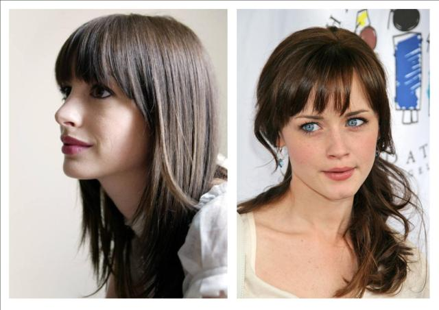 awesome bangs